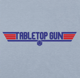 Table Top Gun (Premium Tee)