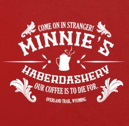 Minnies Haberdashery (Premium Tee)