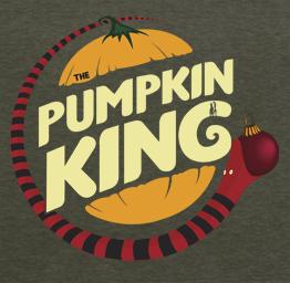 Pumpkin King (Premium Tee)