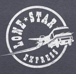 Lone Star Express (Premium Tee)