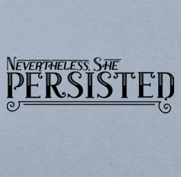 She Persisted (Premium Tee)