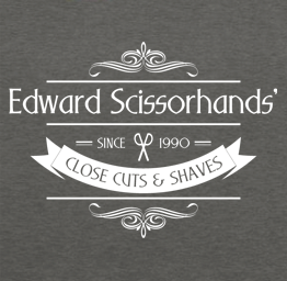 Edward Scissorhands Stylish Cuts (Premium Tee)