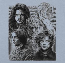 Game Of Thrones (Premium Tee)