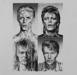 David Bowie (Premium Tee)