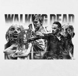 Walking Dead (Premium Tee)