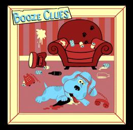 Booze Clues (Premium Tee)