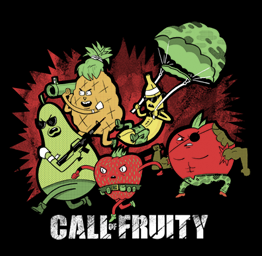 Call of Fruity (Premium Tee)