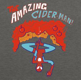 Cider Man (Premium Tee)