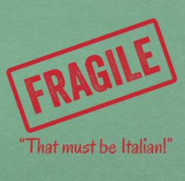 Fragile, A Christmas Story (Premium Tee)