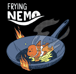 Frying Nemo (Premium Tee)