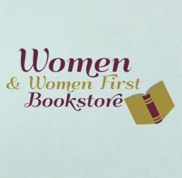 Women & Women First Book Store (Premium Tee)