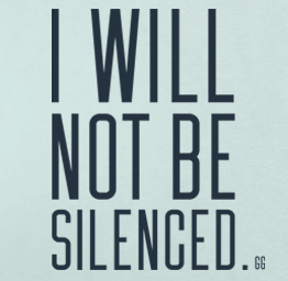 I Will Not Be Silenced (Premium Tee)