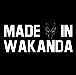 Made in Wakanda (Premium Tee)