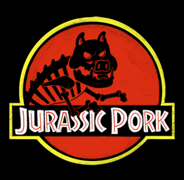 Jurassic Pork (Premium Tee)