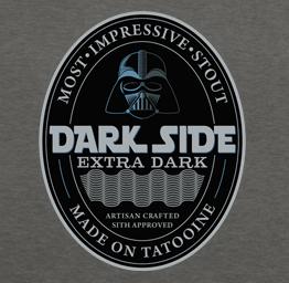 Dark Side Stout (Premium Tee)