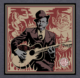 Robert Johnson (Premium Tee)