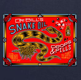 Snake Oil (Premium Tee)