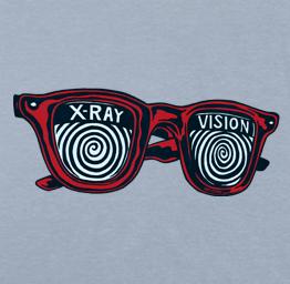 X-Ray Specs (Premium Tee)