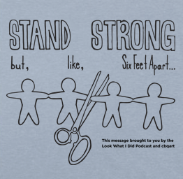 Stand Strong (by Caleb Quin for 'Look What I Did', Podcast)