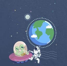 The Nerd Network – Aliens & Earth