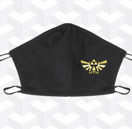 Tri-Force (2 Layer Cotton Face Mask)