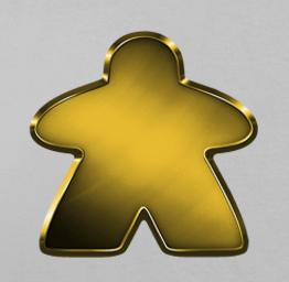 Gold Meeple