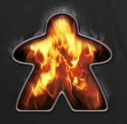 Iron Fire Meeple