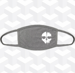 Call of Duty (2 Layer Cotton Face Mask w/ Ear Loops)