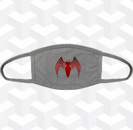 Venom (2 Layer Cotton Face Mask w/ Ear Loops)