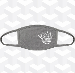 Ween (2 Layer Cotton Face Mask w/ Ear Loops)