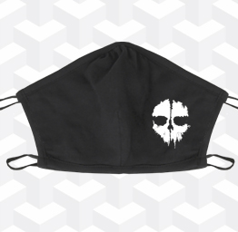 Call of Duty (2 Layer Cotton Face Mask)