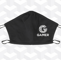 Gamer (2 Layer Cotton Face Mask)
