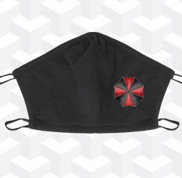 Umbrella Corp (2 Layer Cotton Face Mask)