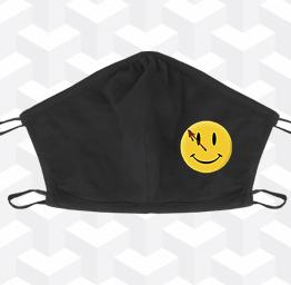Watchmen (2 Layer Cotton Face Mask)