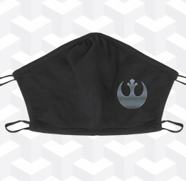 Star Wars, Rebel Alliance (2 Layer Cotton Face Mask)