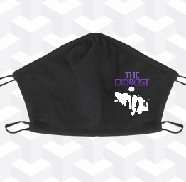 The Exorcist (2 Layer Cotton Face Mask)