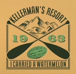 Kellerman's Resort (Premium Tee)