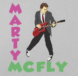 Marty McFly (Premium Tee)