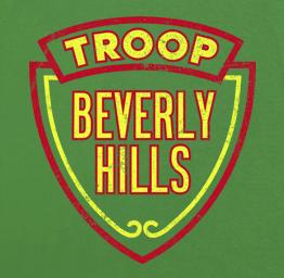 Troop Beverly Hills, Classic Logo (Premium Tee)