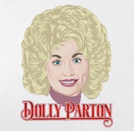 Dolly Parton (Premium Tee)