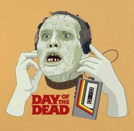 Day of the Dead Bub premium t-shirt
