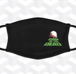 Dawn of the Dead (Premium Face Mask w/ Ear Loops)