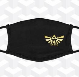 Tri-Force (Premium Face Mask w/ Ear Loops)