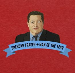Brendan Fraser (Premium Tee)